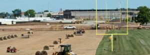 geotechnical engineer Redskins training camp