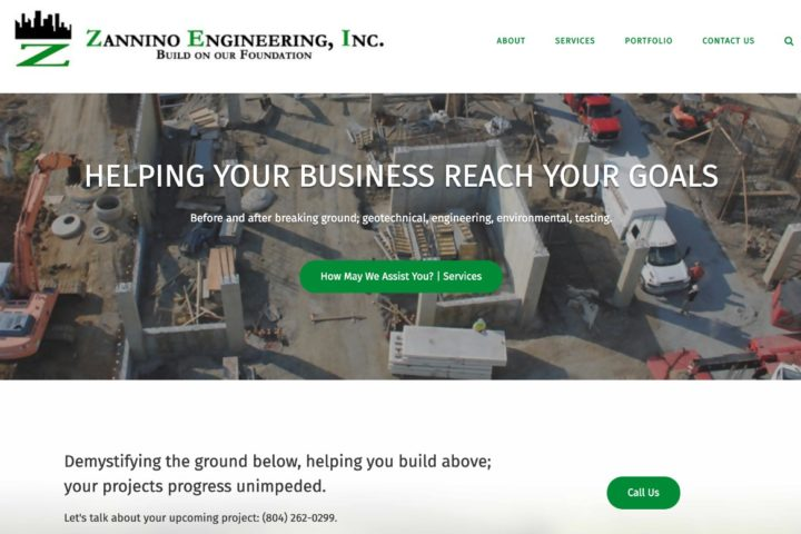 Engineering RVA Zannino Engineering